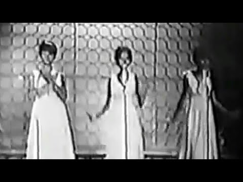 The Supremes - My World Is Empty Without You [Sammy Davis Jr. Show - 1966]