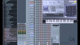 Linkin Park feat. Jay-z - Numb/Encore (Fl Studio Cover)