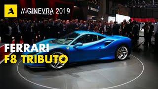 Ferrari F8 Tributo 2019 | massima espressione del V8 di Maranello [ENGLISH SUB]
