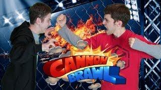 CANNON BRAWL RUN (Cage Match)