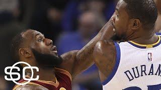 Durant vs. LeBron Will Decide Who Owns Era   SportsCenter   ESPN