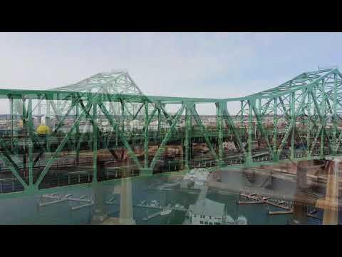 TOBIN BRIDGE X GILLETTE STADIUM