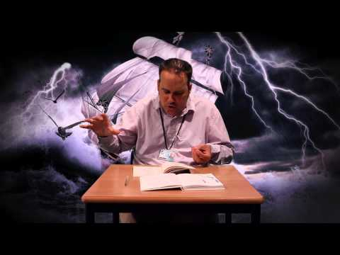 Barton Peveril College - Rime of the Ancient Mariner Video Lecture - Part 1