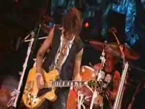 Aerosmith Same Old Song And Dance Japan 2004