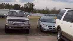 Shady Local Car Dealers and Touring a Used Car Lot
