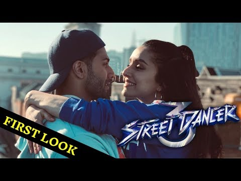 Street Dancers 3D Movie First Look | Valentine Day Look | Varun Dhawan, Shraddha Kapoor Mp3