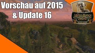 HdRO News: Update 16 und Ausblick aufs Jahr 2015