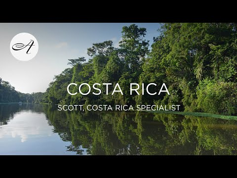 My travels in Costa Rica with Audley Travel
