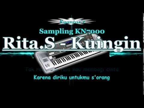 Karaoke - Kuingin ( Dangdut )