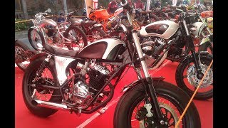 Kontes Modifikasi Honda GL Custom Japstyle Indonesia