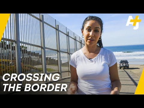 Why Trump's Wall Won't Stop Music At The U.S.–Mexico Border | Direct From With Dena Takruri - AJ+