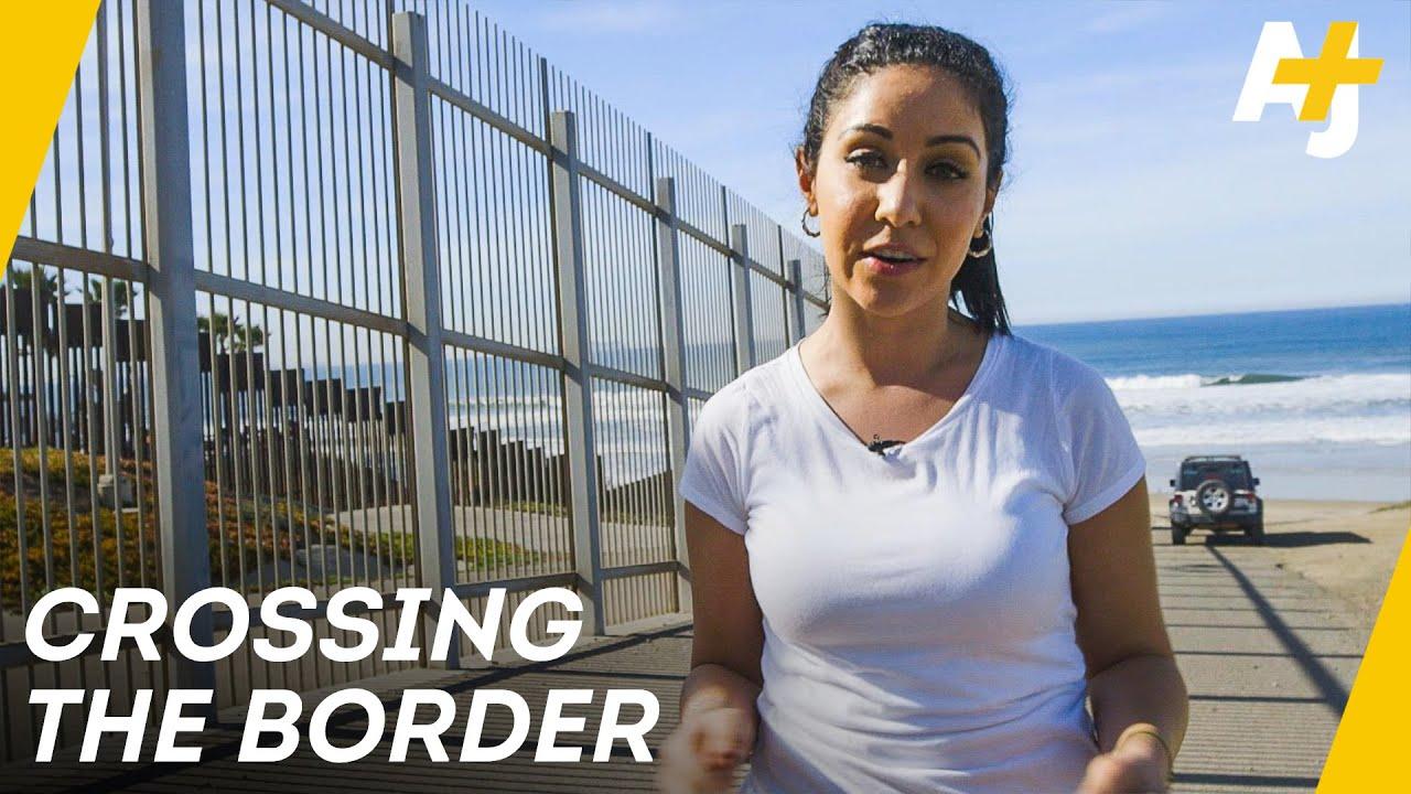 Why Trump's wall won't stop music at the U.S.–Mexico border | AJ+