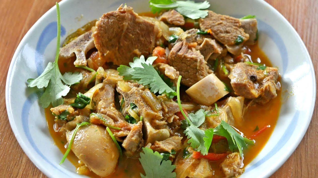 Lamb Curry Indian Recipe How To Make Spicy Lamb Curry Indian Style