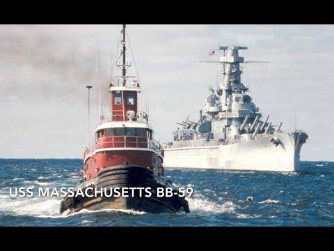 USS Massachusetts (BB-59)    Shorts    GMV