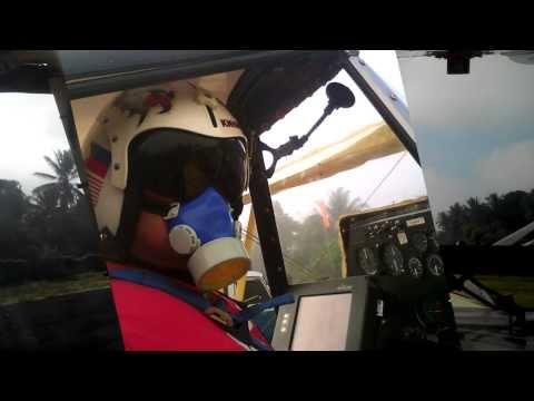 turbocat aerial spray tboli south cotabato