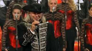 """POPVOX bei """"Die große Chance 2013"""" mit Rock Me Amadeus"""