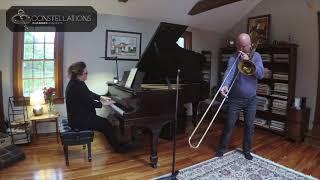 Rick Stout & Christina Dahl: Robert Schumann - Fantasiestücke, I. Zart und mit Ausdruck