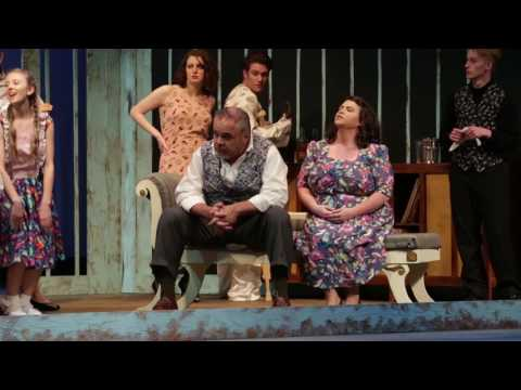 "W. Earl Brown in ""Cat on a Hot Tin Roof"" at Murray State University"