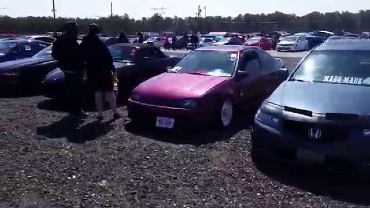Honda Day 2015 Part 4 Vendors And More Show Youtube