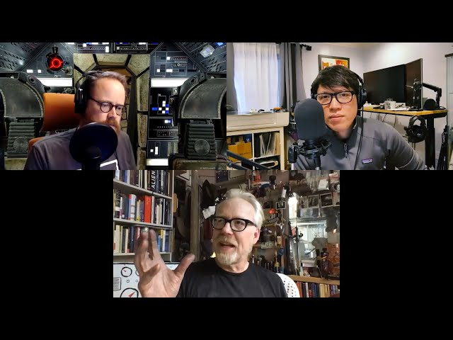 Benchtop Tools - Still Untitled: The Adam Savage Project - 4/28/20