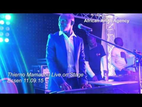Thierno Mamadou Europa Tour Essen 2015