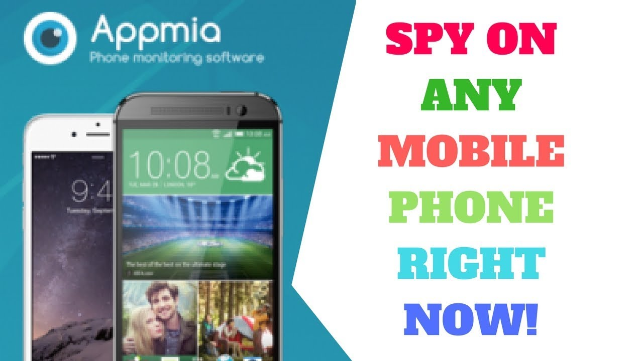 Spy on any mobile phone RIGHT NOW