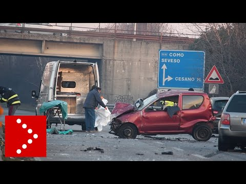 Incidente Sulla Milano Meda, Tassista Travolto E Ucciso