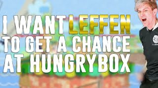 """""""I want leffen to get a chance at Hungrybox"""" - Armada talks #"""