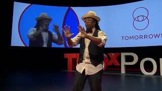 Your Sacred Serial Number - Speech - TEDxPortland