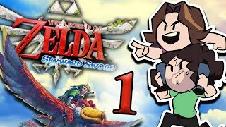 Skyward Sword: Spoompls - PART 1 - Game Grumps
