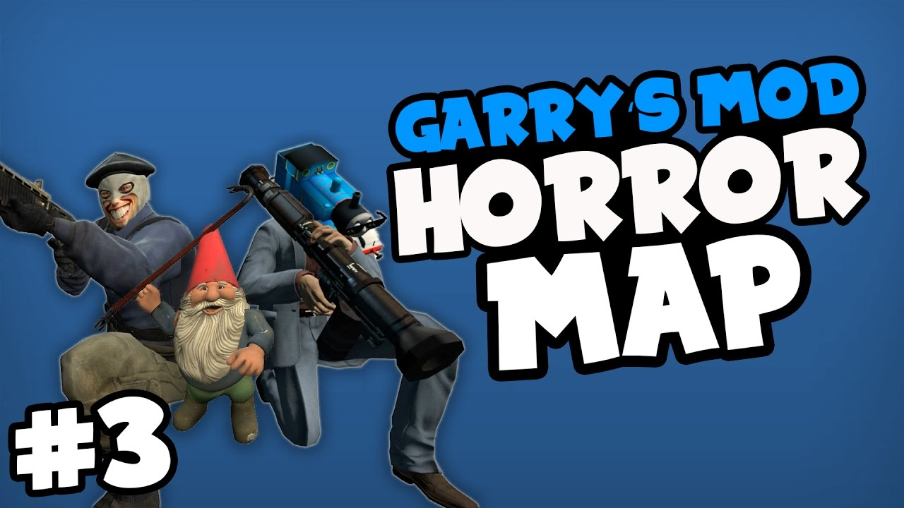 THE GNOME BETRAYS US Garrys Mod Horror Map Funny - Us gnome map