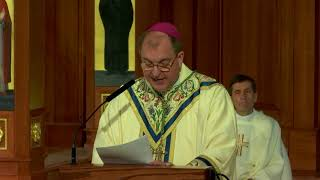 Bishop Barres' Homily for the Memorial of Saint Clare of Assisi