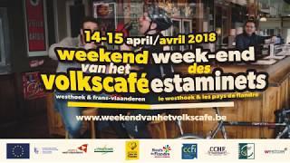 Weekend van Het Volkscafé 2018