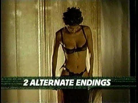 Swordfish DVD & VHS 2000s Commercial (2001) Halle Berry
