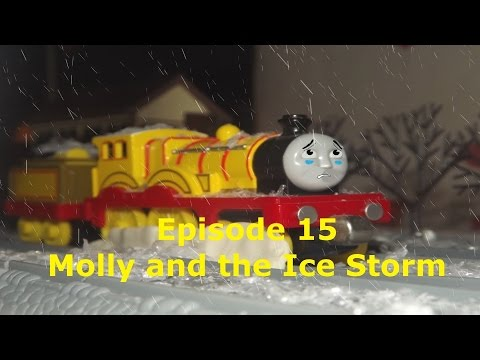 Thomas' Magical Adventures - Episode 15 - Molly and the Ice Storm.
