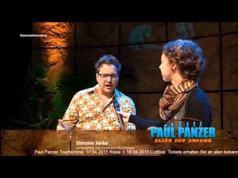 Paul Panzer Interview