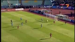 CSKA Sofia - FC Levski 3:0 All goals 19.10.2013