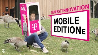 Don't Miss on Mobile EditionE! T-Mobile's NEWEST Innovation