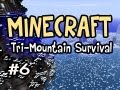 Minecraft: Tri-Mountain Survival Ep.6 w/Nova - HOUSE EXTENSION