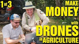 Geld verdienen met Drones in de Landbouw (Deel 1 van 3)