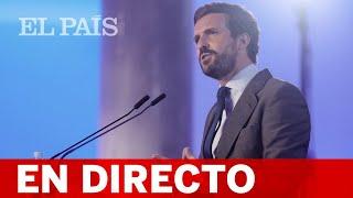 DIRECTO #PP   CASADO Casado, preside la reunión de la plenaria