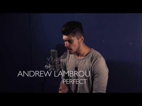 Perfect - Ed Sheeran (Andrew Lambrou Cover)