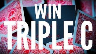TRIPLE C LIVE Q&A (WIN A FREE COPY!)