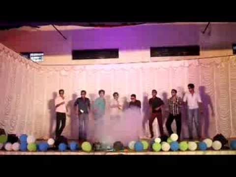 CSE DANCE PERFORMANCE___ARANGU 2K14 @ FISAT