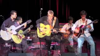 Tommy Emmanuel - How High The Moon (Les Paul) - Live 2012