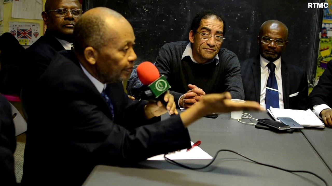 Suite - Actualité politique actuelle aux Comores - c'était le thème de l'émission AB-TOIH