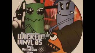 Wickedsquad -  No Guns Inna Dance ft. Demolition Man  (Wicked Vinyl 05) RAGGA JUNGLE