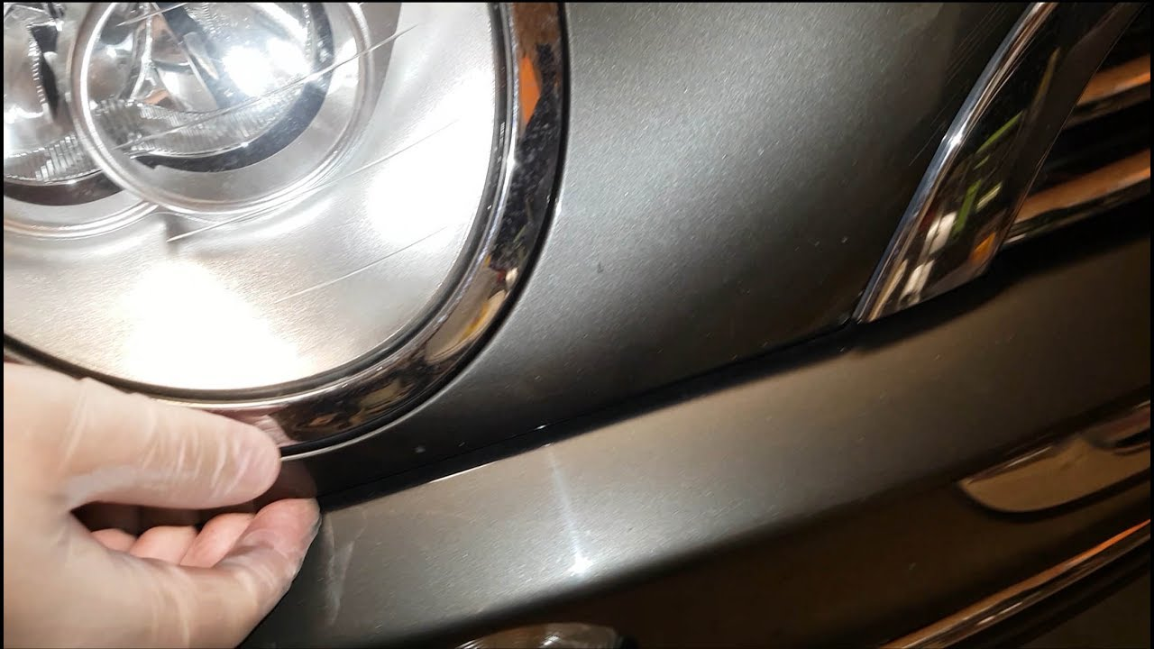 Bmw Mini One Cooper S Bonnet Stuck Will Not Open How To Fix Youtube