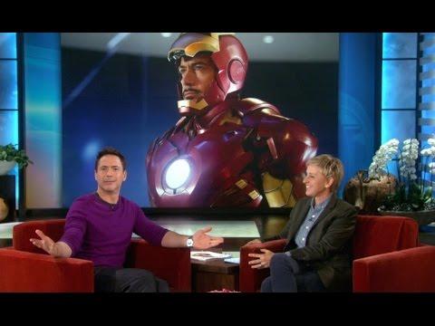 AMC Movie Talk - Robert Downey Jr Confirms IRON MAN 4! Wait, No He Didn't!