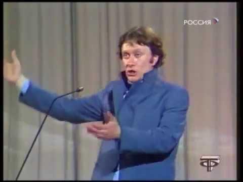 Андрей Миронов, как снимают кино!
